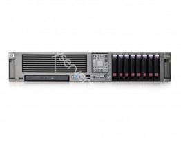 Сервер HP Proliant DL380 G5 2x3.0Ггц DC Xeon 5150 (2 CPU, 4096кэш)/2GB/NoHDD SAS/CD/1xPSU