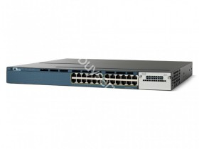 Коммутатор Cisco Catalyst WS-C3560X-24P-L